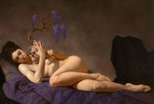 Painter Roberto Ferri