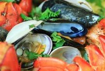 Savoring Seafood / You will find the best, mouth watering seafood collection from all your favorite bloggers!!