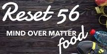 Reset 56 Meals / Healthy meal options for those following the Reset 56 program