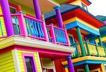 Art - Color - Exuberant