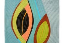 Art - Quilts - SAQA Auction Favorites / by Sharon Robinson