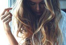 hair / by Kendall Trachta