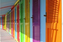 Colors / by Judith Baugh  Hert