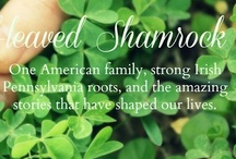 "Smαℓℓ-ℓeαved Shαmrock / ""One American family, strong Irish-Pennsylvania roots, and the amazing stories that have shaped our lives...""  http://www.small-leavedshamrock.blogspot.com"