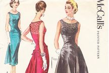 Vintage Patterns / Patterns I own or on my wish list