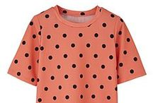 Polka Dots / We're dotty over polka dots! http://www.simplybe.co.uk/shop/1/_/N-1ytvgps/Ntt-spot/products/show.action / by Simply Be