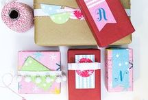 Gifts / Creative inspiration for DIY gifts / by Jen Goode