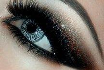 MakeUp and Nails / by Bekah Manderscheid