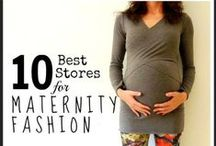 """Pregnancy Style / Who says you can't wear the latest trends during pregnancy? On this board, let me help you find inspiration for stylish clothes to wear during pregnancy (it may be """"maternity wear"""" or not) and sources for stylish tops, bottoms and more. / by Tara at PregnancyStore"""