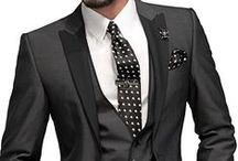 Trending Tuxes, Tuxedos, and Suits..Oh my!