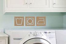 Laundry/Salon / by Bekah Manderscheid