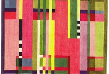 Art - Fiber - Bauhaus Textiles and Graphics / by Sharon Robinson