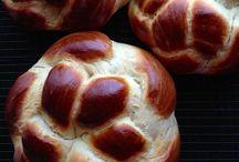 Bread / by Bekah Manderscheid