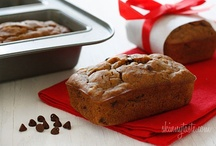 Good To Eat-Breads/Muffins / by Kelley Branstetter
