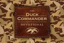 Duck Dynasty / All things #DuckDynasty, #DuckCommander, #DeerCommander, Camo, etc., etc. / by Family Christian