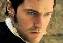 Richard Armitage: North & South (Gaskell) / Settings, cast from the exellent BBC adaptation, commentary and Elizabeth Gaskell's other wonderful books....  Become acquainted with this marvelous book and wonderful writer. / by Rita Wood