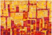 Art - Quilts - Abstract - General / by Sharon Robinson