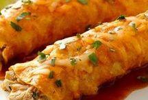 Chicken. Nuff said. / Foods with chicken
