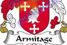 "Richard Armitage's Harem / Armitage Harem Crest. HAREM=> H:Honor, A:Armitage, R:Richard, E:Everlasting, M:Mischief. Motto: Amor omnibus idem: ""Love is the same for all."" We 19 women are fierce defenders of Richard Armitage, and each other.  We will not tolerate negatively towards each other or Richard. We are fiercely loyal.<("") Founding date: 7 October 2013. (symbols:black panther/penquin)"