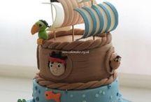 celebration cakes / by Michelle Washington