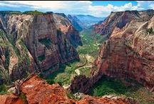 Zion National Park / by Ruth Shipley