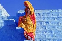 Dreaming in Hindi / India--places I've been, places I want to go. / by Sharon Letkeman