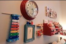The Play & Kids Room / by Lisa J