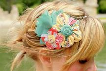 Accessorize!! / Hair stuff, to buy, make and wear... maybe some jewelry too! / by Bekah Manderscheid
