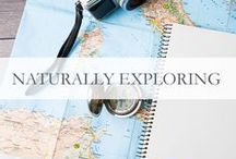 Naturally Exploring / Explore the world with us, as our staff shares the Éminence products they can't leave home without.