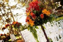 Fall Wedding Ideas / FALLING IN LOVE