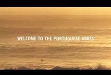 """Riding the Portuguese Waves / The Portuguese Waves Series is Europe's first 3-event series, held in 3 world class surfing spots in Portugal. Although the portuguese have long known that Portugal is one of the best surfing destinations of the world, the success of this event once agains proves how good our waves are. If you´re travelling to Portugal, then make sure you check out our Explore the Portuguese Waves section and plan your surf trip to Portugal."""""""