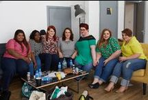 Bloggers Do Denim / Seven fabulous bloggers, seven different jeans styles. Here's what happened!
