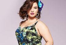Tara Lynn / Beautiful Simply Be model Tara Lynn.