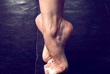 Ballet Feet / by Lisa Gallo