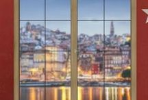 Advent Calendar - Windows Of Portugal / December arrives and, with it, our Advent Calendar! Every day we'll open a new window with a surprise: a dazzling view over one of Portugal's regions. Will you join us in this trip? http://on.fb.me/1PPj9Rk
