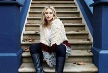 Step out with Simply Be / The new autumn ad campaign featuring Gabi Fresh and Iskra Lawrence