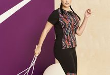 Plus Size Sportswear / Get active in style this season with our fashionable sportswear range in sizes 12 - 32.