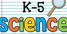 K-5 Science / This is a collaborative board for K-5 science lessons, ideas and activities. You may pin up to 10 varied pins per day which are blog posts, ideas, free products or paid products. Accepting new collaborators! Please email sherri.thetechiechick@gmail.com if you are interested in collaborating
