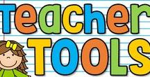 K-5 Teacher Tools / This is a collaborative board for K-5 teacher tools,  ideas and activities. You may pin up to 10 varied pins per day which are blog posts, ideas, free products or paid products. Accepting new collaborators! Please email sherri.thetechiechick@gmail.com if you are interested in collaborating.