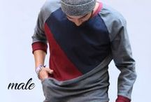 male sweater ManduTrap