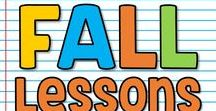 K-5 Fall Lessons / This is a collaborative board for K-5 fall seasonal lessons, ideas and activities. You may pin up to 10 varied pins per day which are blog posts, ideas, free products or paid products. Accepting new collaborators! Please email sherri.thetechiechick@gmail.com if you are interested in collaborating.