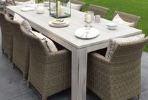 Summer Outdoor Dining / Our seasonal collection of Outdoor Furniture & Accessories is imported directly from our manufacturers, often the same manufacturers as many branded collections on the market, but ours are without the inflated price tag. Our furniture is produced to the highest standards. Many of our Collections are designed in-house, so they are exclusive to No 44 Furniture & Fine Things in the UK. You won't find our stunning designs anywhere else.