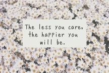 random quotes and such. :) / by Catherine Vu