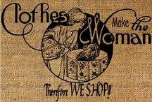 """Clothes make the Woman / The """"it's me"""" looks !! / by Patti Brown"""