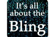 It's all about the Bling! / I like to sparkle and shine :) / by Patti Brown