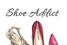 Shoe Addict / okay, so yes I love shoes! / by Patti Brown