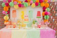 Delicious Dessert Displays