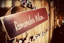 Remember when.......... / OMG these things I remember! / by Patti Brown