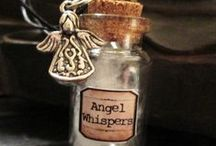 Angel whispers / just angels.... / by Patti Brown