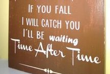 time after time.... / it's all in the timing.....clock words! / by Patti Brown